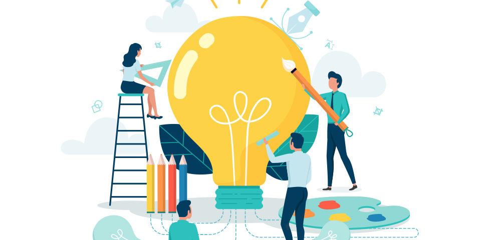 la creatività come presupposto per governare l'organizzazione flessibile -  leadership & management magazine  leadership & management magazine